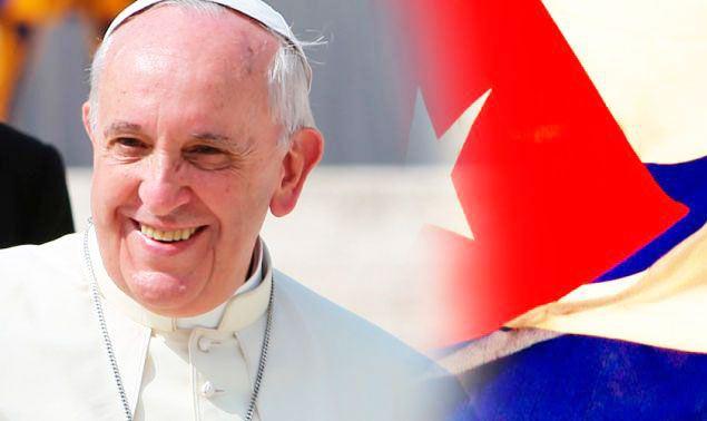 Bienvenido, Papa Francisco