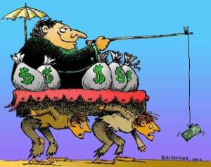 capitalismo y obreros
