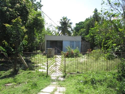 Casa de Belkis 2, donde vivio JD