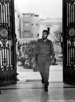 Fidel Castro Ruz, en el Minrex.