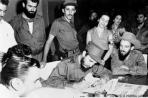 Cienfuegos Gorrian, Camilo Comandante del Ejercito Rebelde, Fallecido Lucha armada. Foto:PL. Sin Fecha.